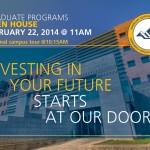 Graduate Open House – February 22, 2014